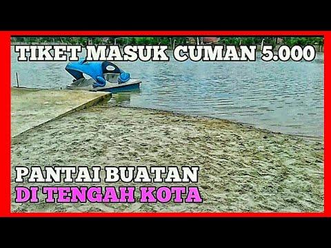 wow-!!!-pantai-buatan-cogreg-ciseeng-|-wana-griya-wisata-baru-bogor