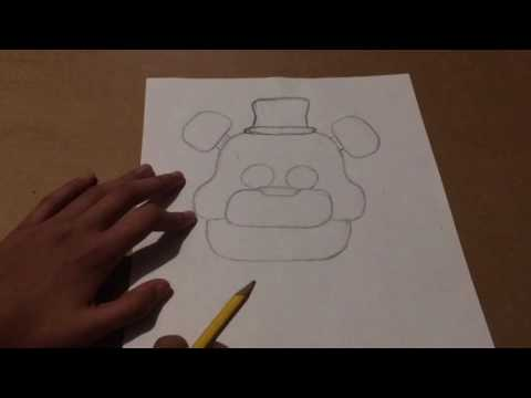 How to Draw FNAF Series: Freddy Ep. 1