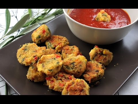 The Best Vegetarian Meatballs in under 10 minutes