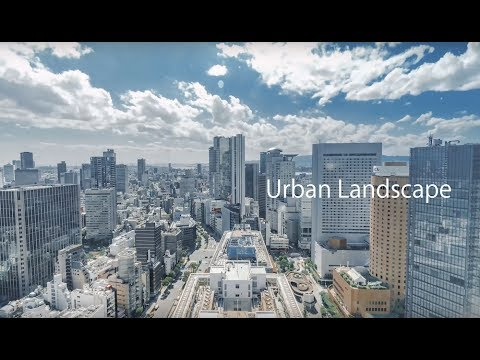 Urban Landscape Time Lapse| Osaka , KOBE Japan etc...