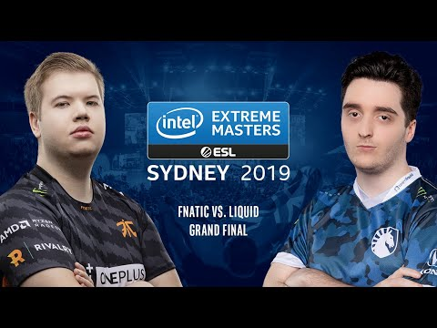 CS:GO - Fnatic Vs. Liquid [Cache] Map 1 - Grand Final - IEM Sydney 2019