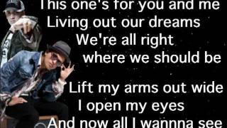 Bad Meets Evil - Lighters Ft. Bruno Mars (lyrics)