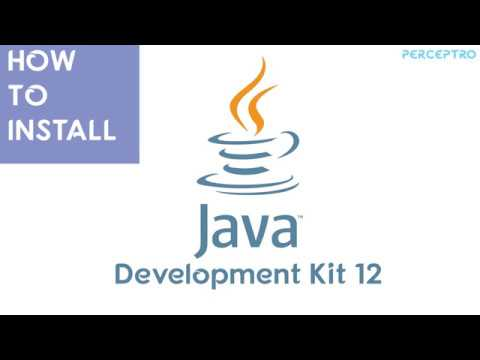 14 19 MB] How to install Java JDK 12 on Windows, Download