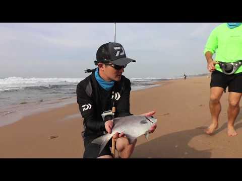 ASFN 2018 Fishing Spot Vlog 0126 -  Scratching Umkomaas with Daiwa Int