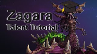 Zagara Build Guide Zagara Talent Builds Heroes Of The Storm Hots Strategy Builds Zagara's strengths and weaknesses 3. heroesfire