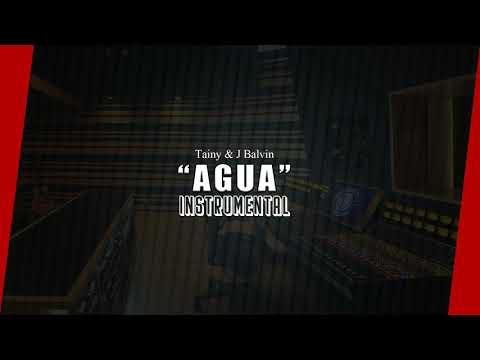 Tainy & J Balvin – AGUA (Instrumental)