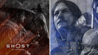 Sony to Announce Release Dates for Death Stranding, Ghost of Tsushima at The Game Awards!