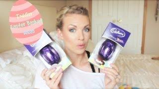 ❤ Toddler's Easter Basket Ideas ❤ Thumbnail