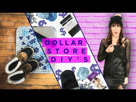 A Dollar Store Outfit? DOLLAR STORE CHALLENGE