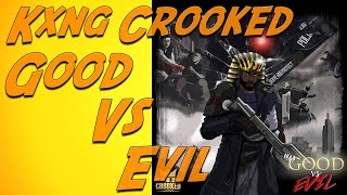 KXNG Crooked - Good Vs Evil ALBUM REVIEW