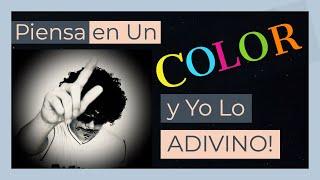 Piensa En Un Color y VERÁS QUÉ PASA !! thumbnail