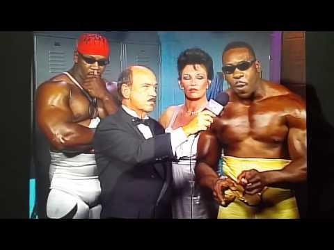 Booker-T Calls Hulk Hogan A Ni**a And Instantly Regrets It