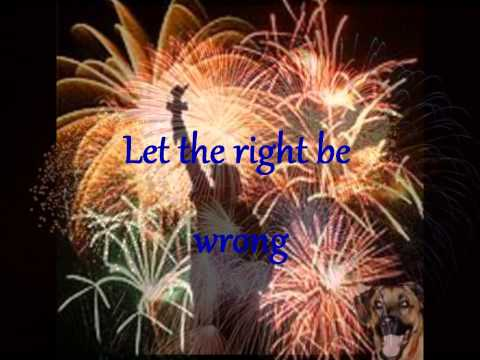 Independence Day (by Martina McBride)~Lyrics video