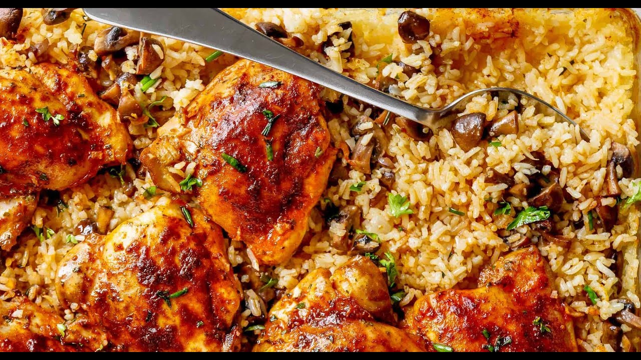 Baked Chicken Recipes For Dinner Simple