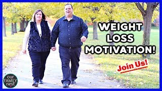 WEIGHT LOSS MOTIVATION! LET'S DO THIS TOGETHER!