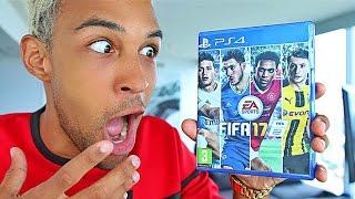 FIFA 17 !! OMG !! 😱😱😱