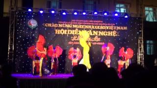 Đất Việt Tiếng Vọng Ngàn Đời- DDh1Tdd2 Đh Tài Nguyên và Môi Trường Hà Nội