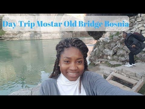 Sarajevo 2018 : Day trip to Mostar Old Bridge and Blagaj Tekke Dervish House Bosnia