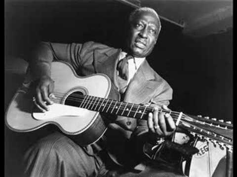 "Roots of Blues -- Lead Belly ""On Monday"