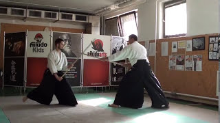 shin kumijo 3 [TUTORIAL] Aikido advanced weapon technique:
