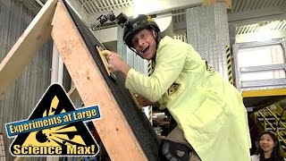 Science Max | FRICTION PART 1 | Science Max Season1 Full Episode | Kids Science