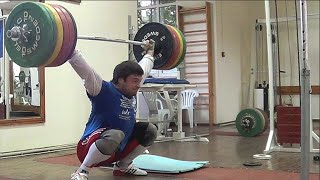 SNATCH 200kg/440lbs - FROM ARCHIVES 2012