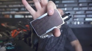 Voopoo Drag 157W Box Mod Review and Rundown   DNA Destroyer?