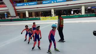 롯데월드 아이스링크장 스케이트교실 (성동초등학교 1학년…