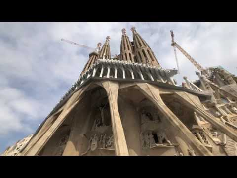 Park Guell and Sagrada Familia, Barcelona