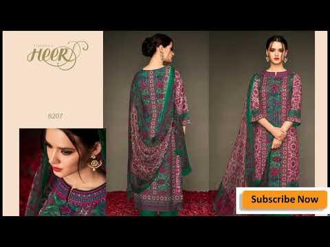 Kimora Fashion Heer-Vol  33 ||  Designer Festive || Winter  Salwar Kameez || buy online