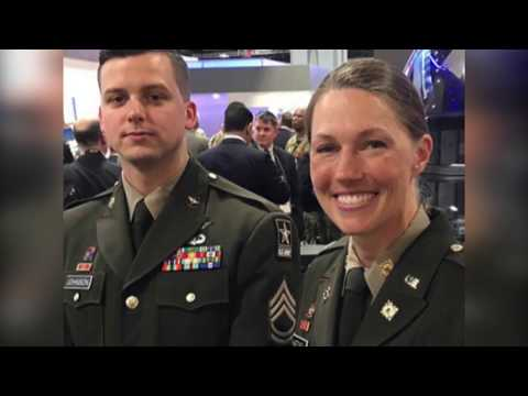 Sergeant Major of the Army Dan Dailey speaks on the Pink & Green Uniform