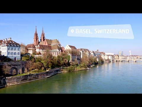 Basel, Switzerland | Easter 2017