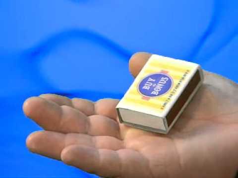 לימוד קסמים חינם   - קסם גפרורים 2