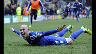 DRAMATIC WINNER! Richard Chaplow wins it for Ipswich Town in injury time