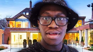 BACK AT THE SIDEMEN HOUSE