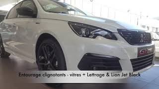 Option Peugeot 308 Black Pack : les tutos de Berbiguier