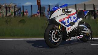 Ride 2 - BMW S1000 RR Racing - Gameplay Ulster 320km/h