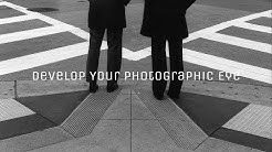 """Develop your eye to """"See"""" in Street Photography (Quote by Henri Cartier-Bresson)"""