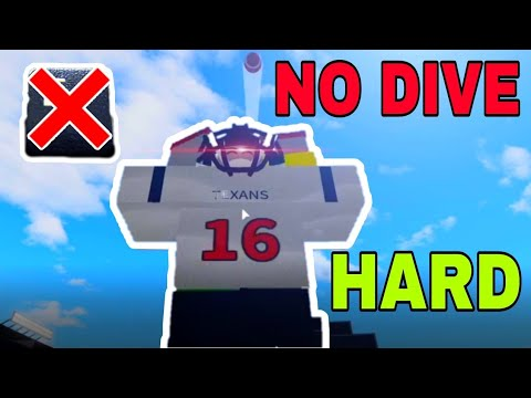 FOOTBALL FUSION BUT I CANT DIVE!