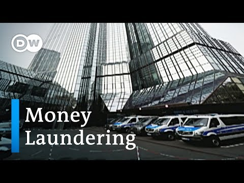 Deutsche Bank offices searched in money laundering probe | DW News