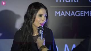 خاص بالفيديو .. دينا تكشف عن مصممي الأزياء المفضلين في (لامودا بيروت)