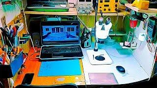 Обустройство мастерской по ремонту сотовых. Улучшаю мастерскую каждый день. Блог мастера.