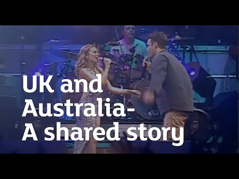 UK Australia Trade Deal: Writing The Next Chapter Of Our Shared Story
