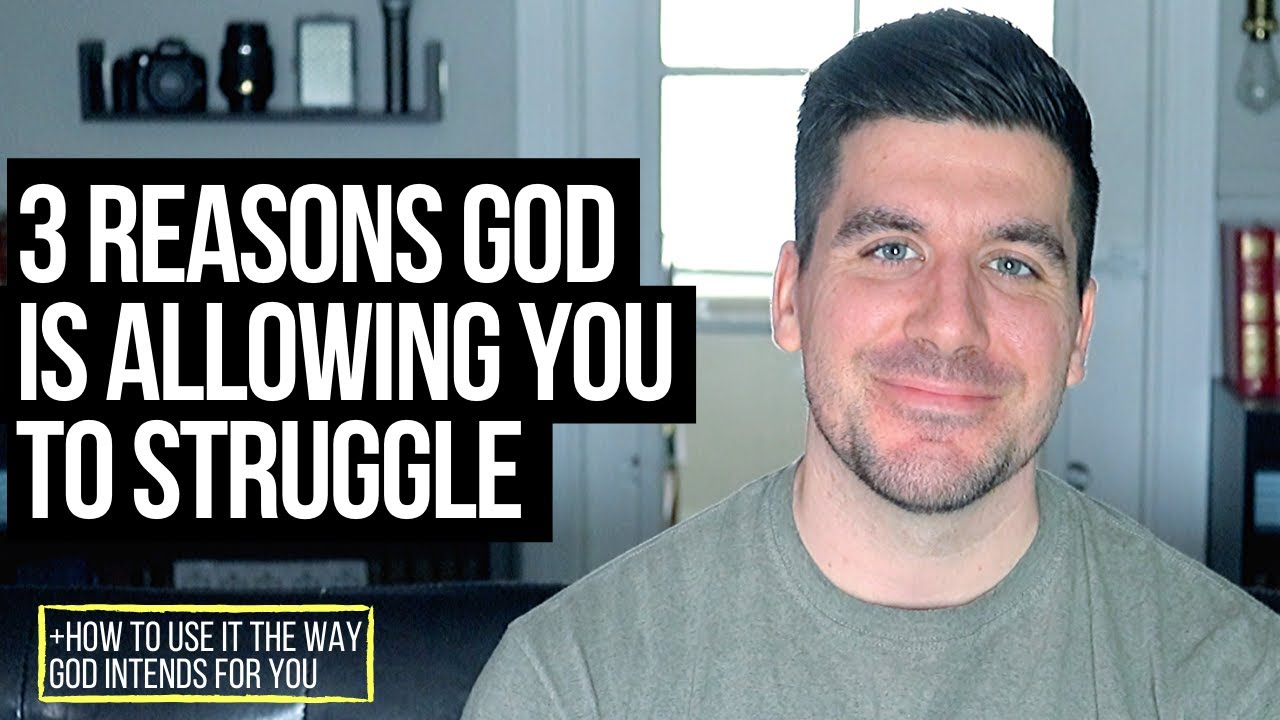 4 Ways God Will Use Your Struggles