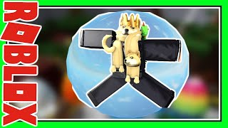 LET HIMSELF GO in ROBLOX | SUPER BLOCKY BALL