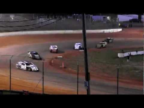 USMTS @ West plains Speedway 5-5-2012 Heat #2