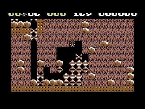 Arno Dash 2 [Boulder Dash; C64] Longplay - Part 1/2