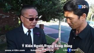 Ý Kiến Người Dân Trong Sinh Hoạt Cộng Đồng Việt Nam - Little SaiGon