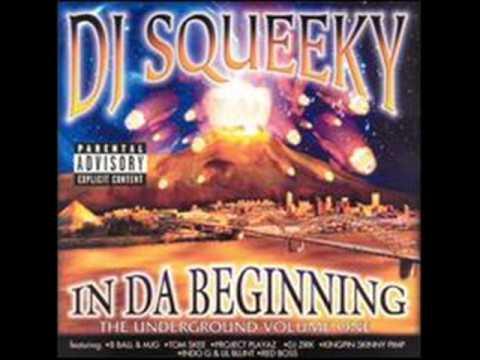 DJ Squeeky - Fuck A Hoe!