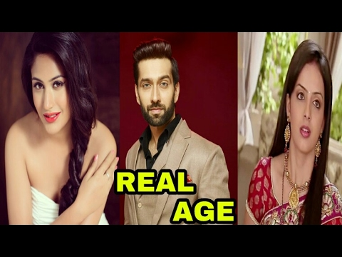 Real Age of Dil Bole Oberoi/Ishqbaaz Actor's